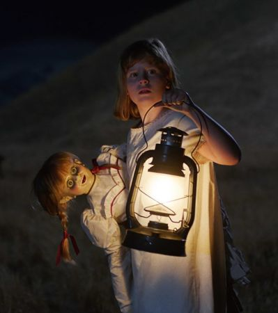 Интервью с режиссером мистического хоррора «Проклятие Аннабель: Зарождение зла» Дэвидом Сандбергом