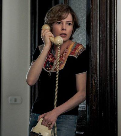 Интервью с ведущей актрисой исторического триллера «Все деньги мира» Мишель Уильямс