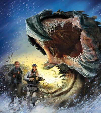 Рецензия на фильм «Дрожь земли 6: Холодный день в аду»