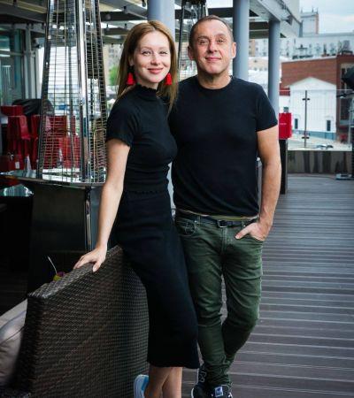 Интервью со сценаристом фильма «Фото на память» Виктором Бондарюком и актрисой Ириной Темичевой