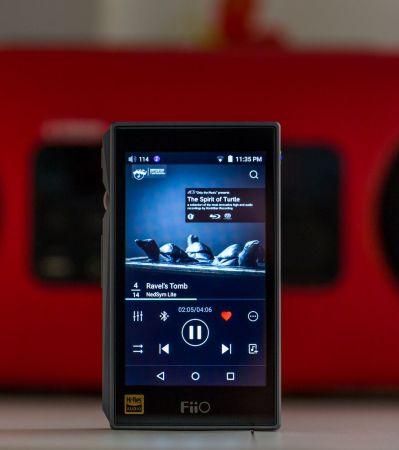 Портативный аудиоплеер FiiO X5 Mark III