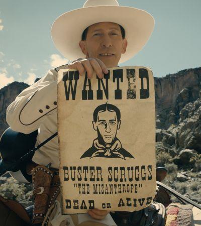«Баллада Бастера Скраггса»: что получилось из первого сериала братьев Коэн, который переделали в фильм?