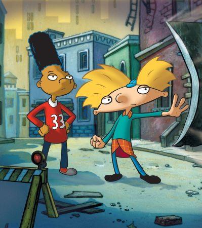 Крэйг Бартлетт о будущем сериала «Эй, Арнольд!» и любимой анимации