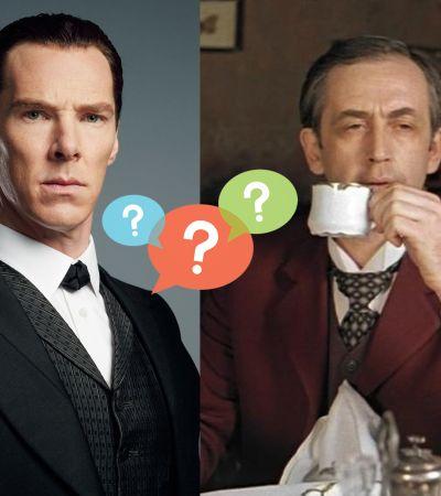 Тест: Узнай какой ты Шерлок Холмс