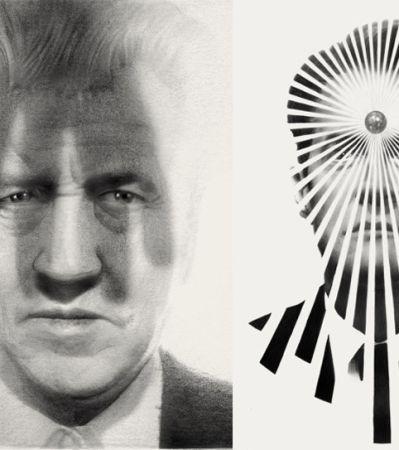 15 новых стильных постеров сериала «Твин Пикс»