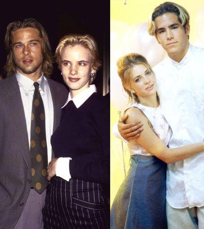 Актеры, которые встречались до того, как стали знаменитыми