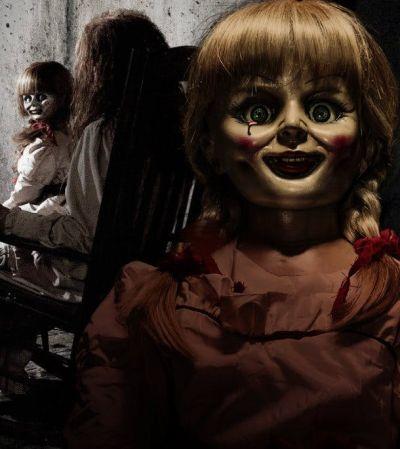 Кукла Маша, кукла Даша: Рецензия на фильм «Проклятие Аннабель 3»