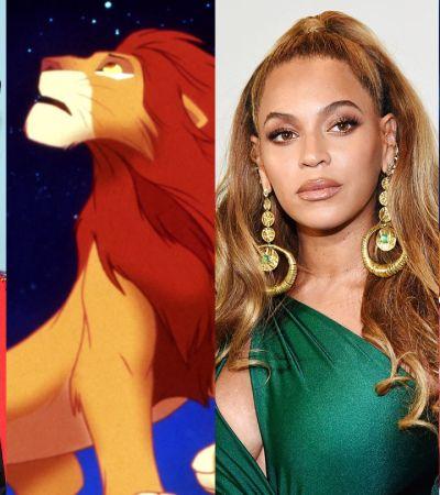 «Король лев» возвращается: актеры, которые озвучили героев нового мультфильма