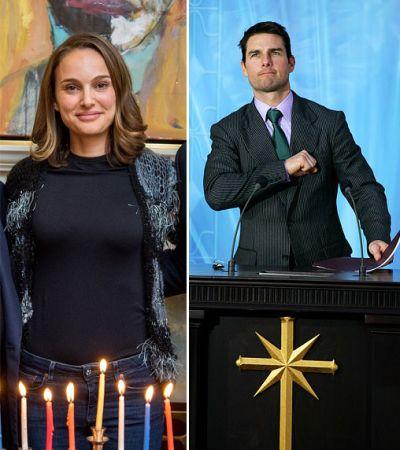 Самые религиозные актеры