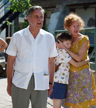 Длинные встречи, короткие прощания: рецензия на фильм «Одесса»