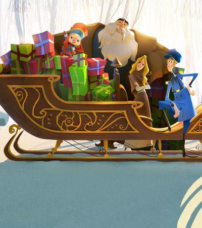 Новая рождественская классика от Netflix: Рецензия на мультфильм «Клаус»