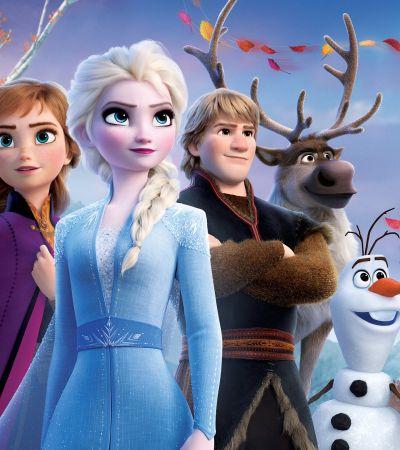 Падал прошлогодний снег: рецензия на фильм «Холодное сердце 2»