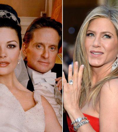 Самые дорогие обручальные кольца в истории голливудских помолвок
