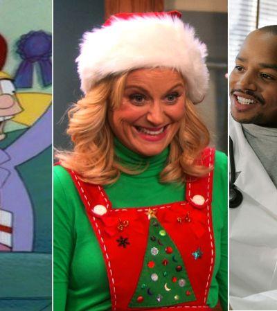 8 рождественских эпизодов любимых сериалов, которые стоит пересмотреть в праздники