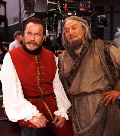 Инвесторы «Тайны печати дракона» подали в суд на Арнольда Шварценеггера и Джеки Чана