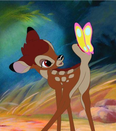 Слух: Disney может переснять «Бэмби»