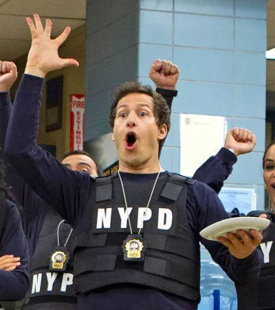 «Бруклин 9-9» продлили на восьмой сезон