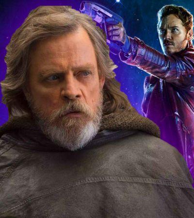 Марк Хэмилл может сыграть злодея в «Стражах Галактики 3»