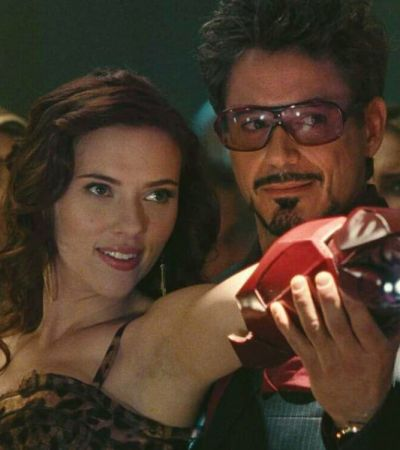 Тони Старк вернется в «Черной вдове»