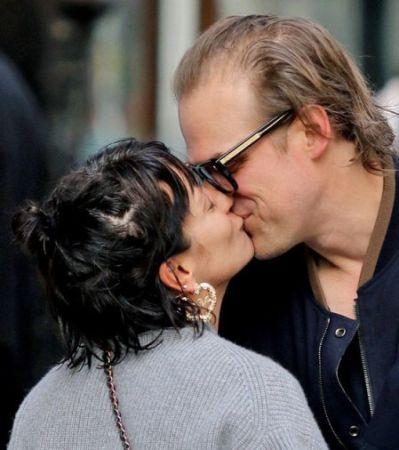 Дэвид Харбор и Лили Аллен подтвердили слухи о романе