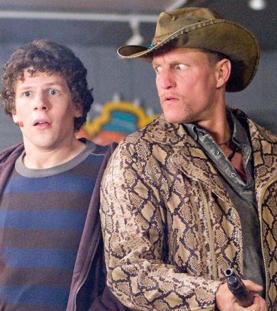 Джесси Айзенберг обвинил «Дэдпула» в задержке сиквела «Zомбилэнда»