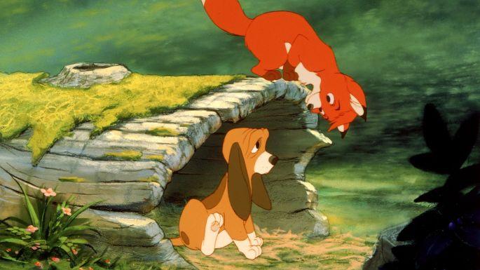 «Лис И Пёс Смотреть Мультик» — 2002