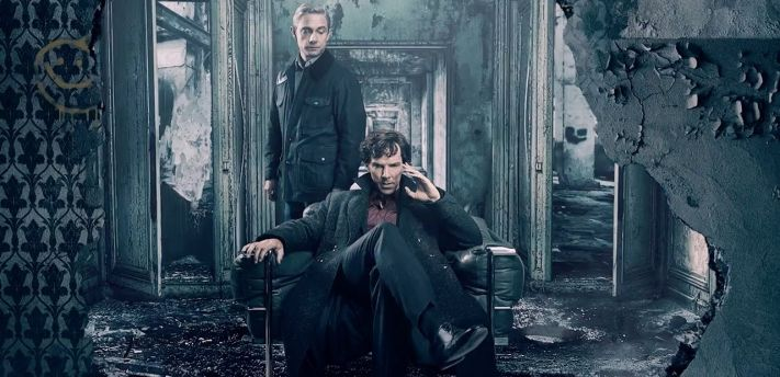 Шерлок «007» Холмс