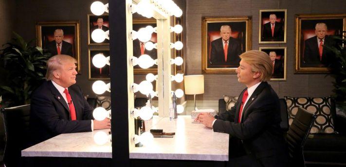 Дональд Трамп – суперзвезда