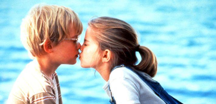 Места для поцелуев