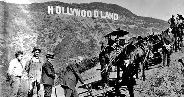 Пионеры киноиндустрии
