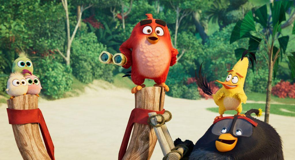 Не орел под облаками: Рецензия на фильм «Angry Birds в кино 2»
