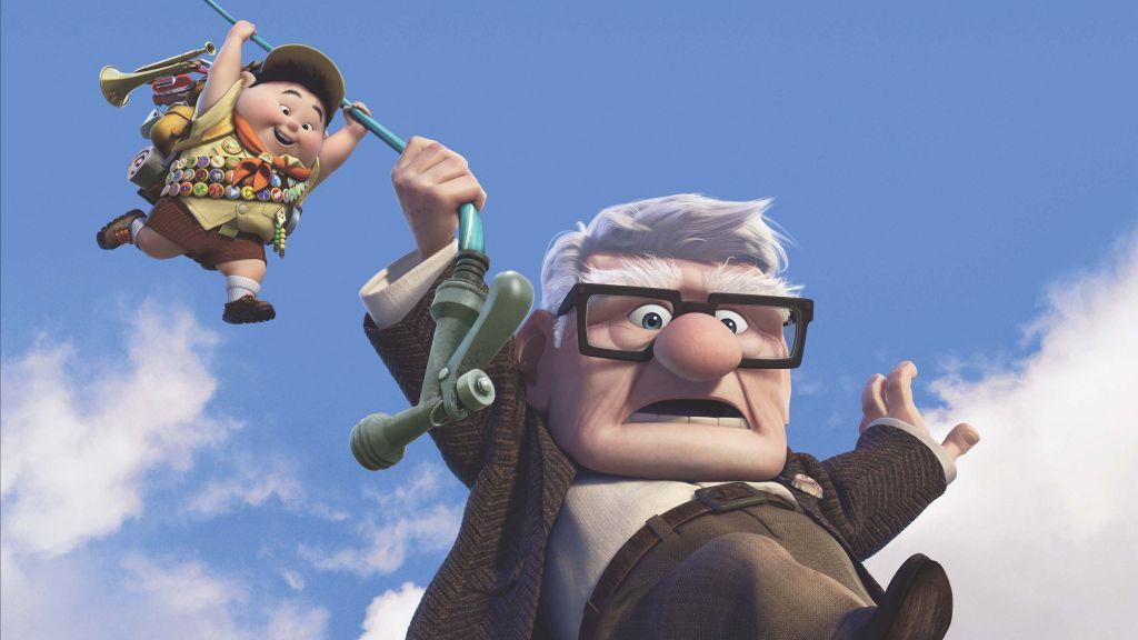 Очередной подарок от Pixar: рецензия на мультфильм «Вверх»