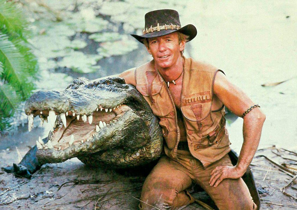 «Крокодил Данди» — 1986
