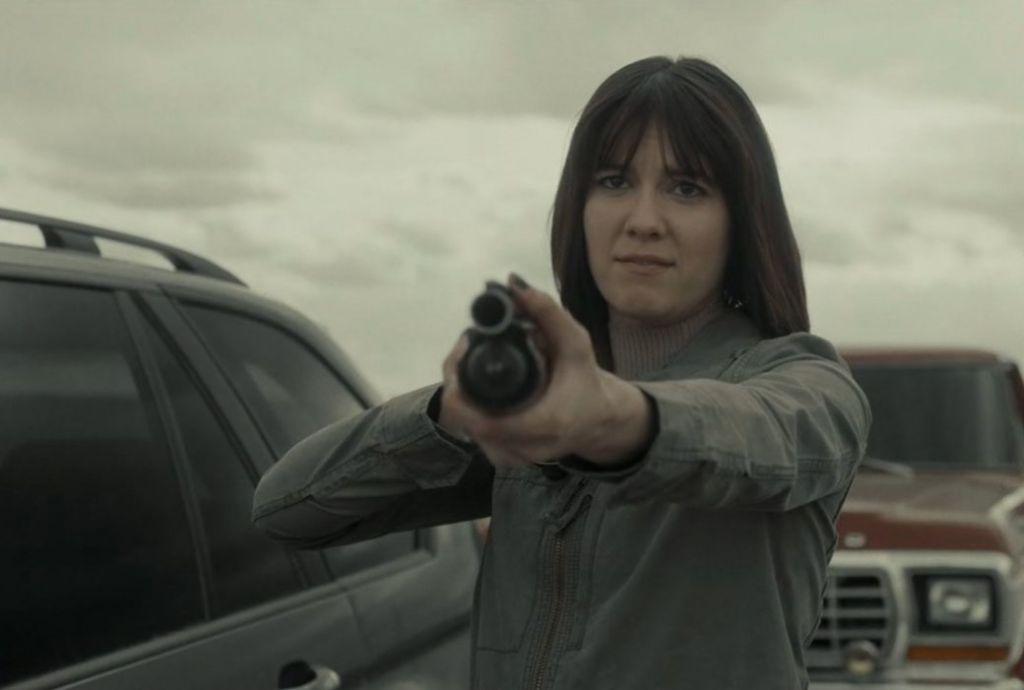 Мэри Элизабет Уинстэд готовится сыграть убийцу