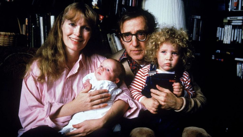 Woody Allen called the documentary series about the conflict with the Farrow family untrue