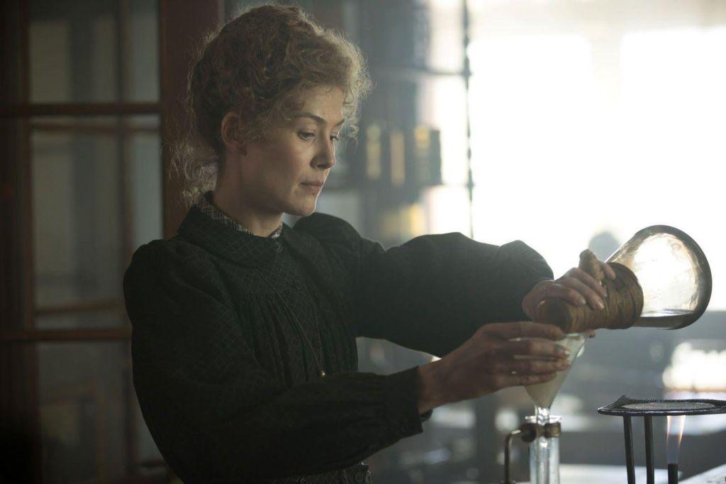Radioactive: Вышел трейлер фильма о Марии Кюри «Опасный элемент»