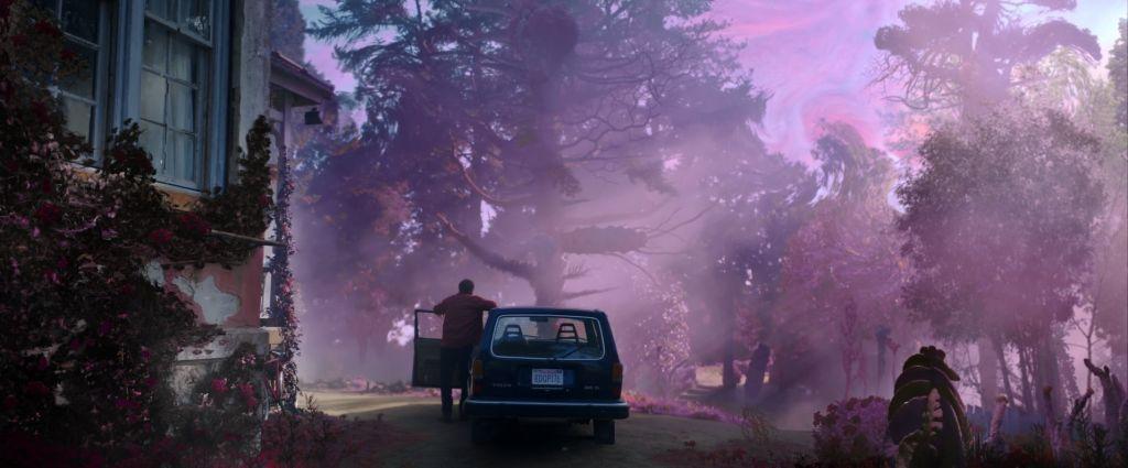 Появились кадры из хоррора «Цвет из иных миров» с Николасом Кейджем