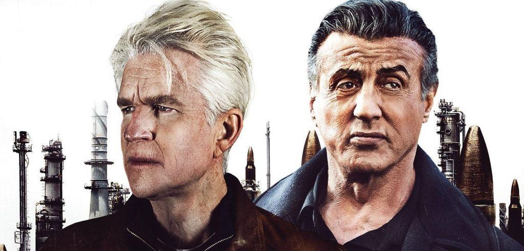 Сталлоне-коп в новом трейлере экшена «Точка возврата»