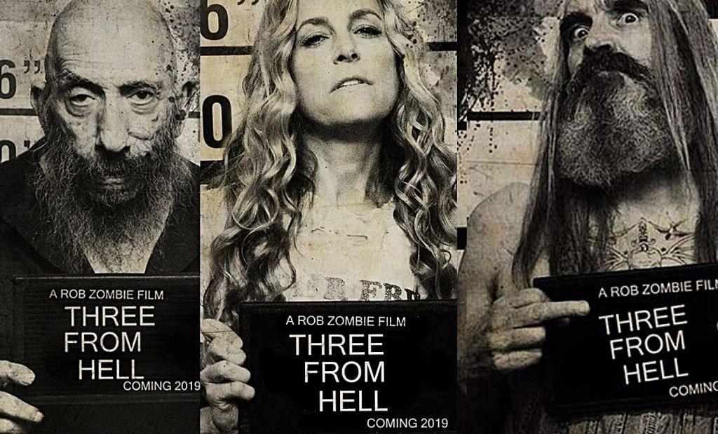 Вышел первый трейлер хоррора «Трое из ада» Роба Зомби
