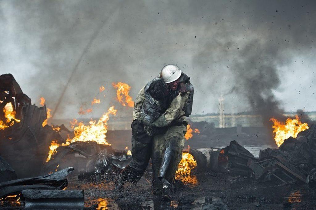 Завершились съёмки фильмаДанилы Козловского про Чернобыль