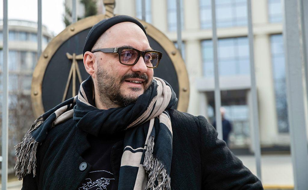 Кирилл Серебренников объявлен «Человеком года» по версии GQ