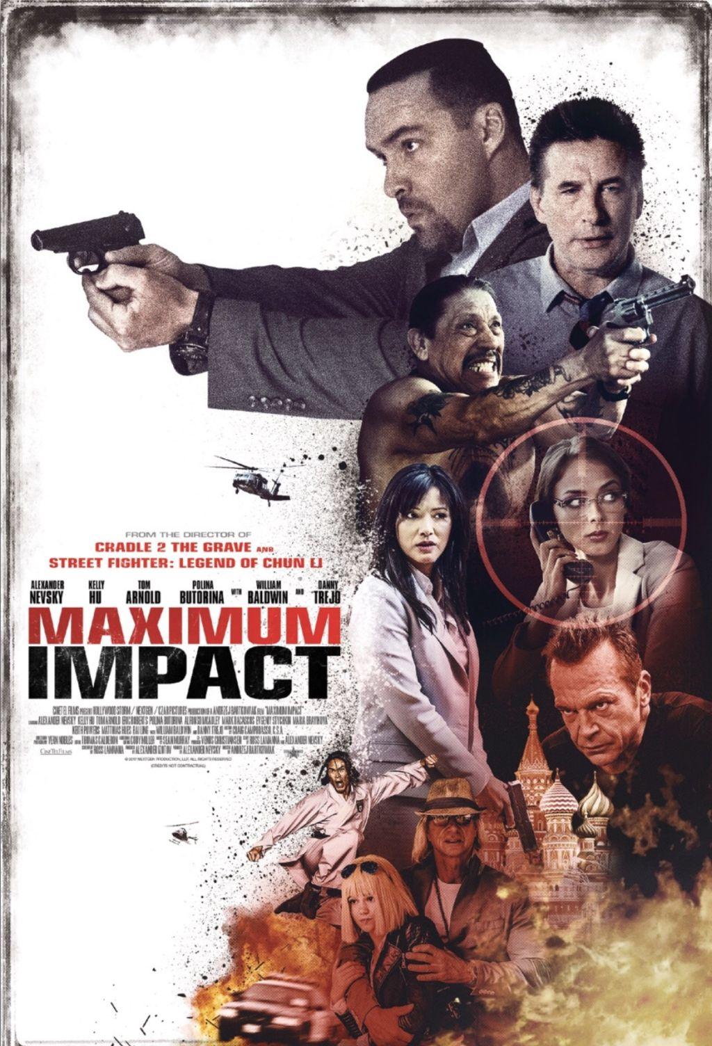 Первый трейлер экшена «Максимальный удар» с Александром Невским