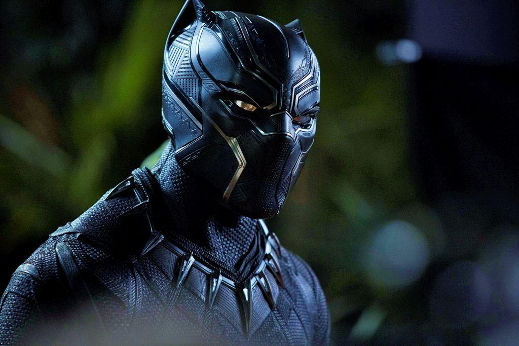 Новые кадры из блокбастера Марвел «Чёрная Пантера»