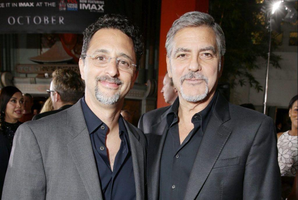 Джордж Клуни снимет байопик о создателе DeLorean
