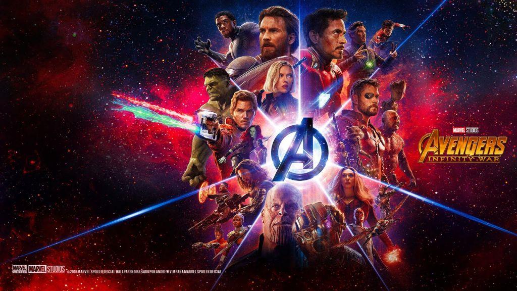 IMAX-постер и ТВ-спот «Мстителей: Война бесконечности»