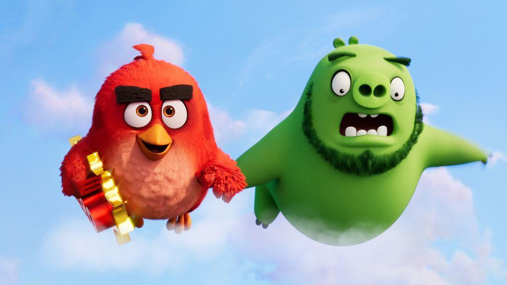 The Final Countdown: Вышел новый трейлер «Angry Birds в кино 2»