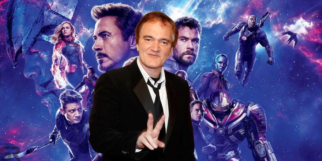 Квентин Тарантино назвал любимый фильм Marvel