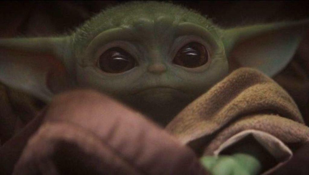 baby yoda in the mandalorian 0 - Малыш Йода в Мстителях