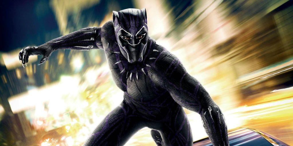 Новый кадр из кинокомикса «Чёрная Пантера» от Marvel