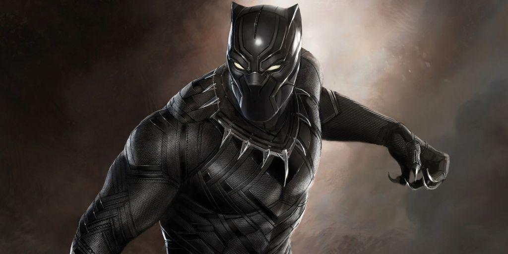 Фотографии со съемок «Чёрной Пантеры» Марвел